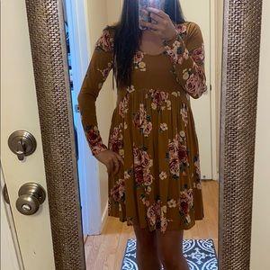 Cherish swing dress